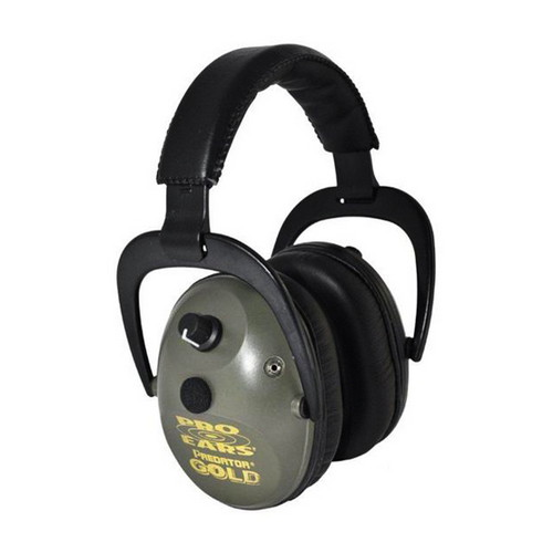 Pro Ears Pro Ears Pro 300 Green, Behind the Head P300-G-BH