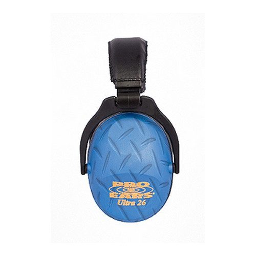 Pro Ears Passive Revo 26 Blue Diamond Plate