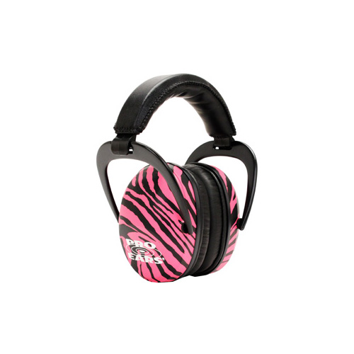 Pro Ears Pro Ears Ultra Sleek Zebra PE-US-PZ