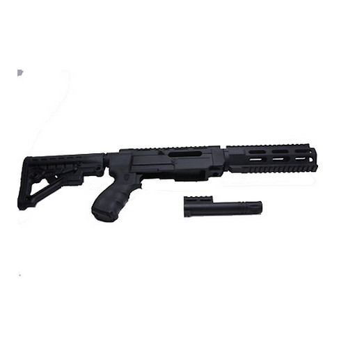 ProMag Archangel Ruger 10/22 Conversion Stock Black, no Bayonet