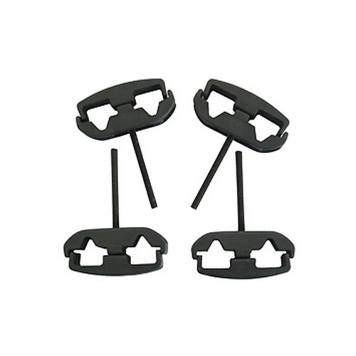 ProMag ProMag AK-47 Magazine Clamp, 4 Pack (Metal) PM016