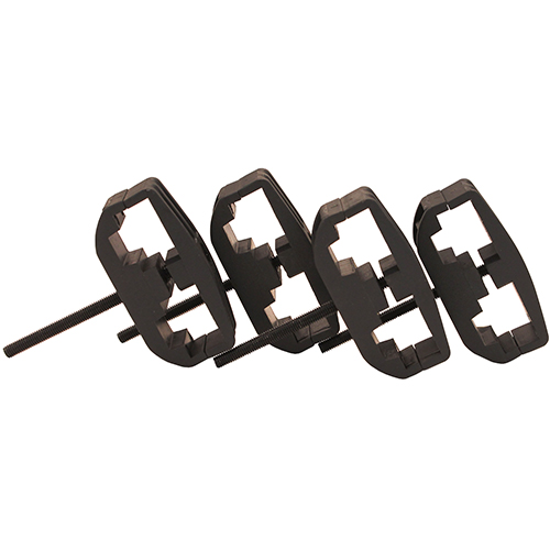ProMag AR-15 Accessories AR-15 Mag Clamp 4-Pack