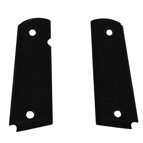 ProMag ProMag 1912 Grip Panels,Palm Swell-Black Polymer PM264