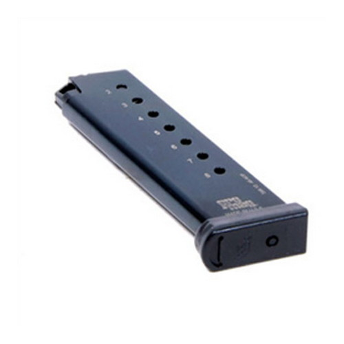 ProMag ProMag Smith & Wesson 645, 4506, 4566, & 4586 Series, .45 ACP Magazine 8 Round Blued SMI 12