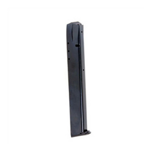 ProMag ProMag Smith & Wesson 910, 915, 459, & 5900 Series 9mm Magazine 32 Round, Blued SMI-A3