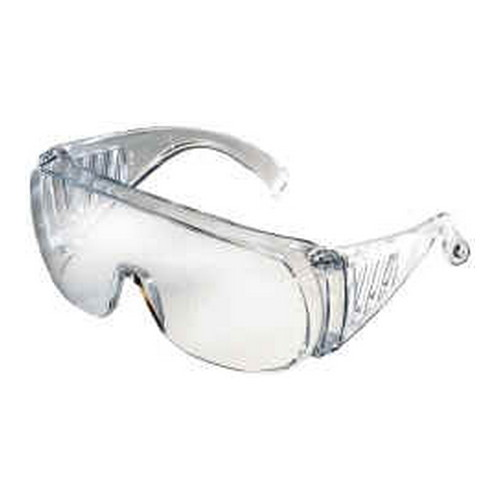 Radians Coveralls Glasses, Clear Lens