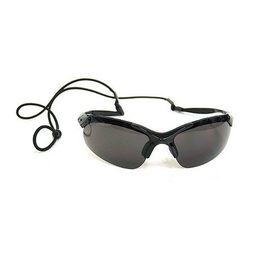 Radians Radians Eternity Glasses Smoke Lens, Black Frame ET0120CS