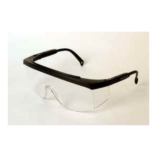 Radians Radians G4 Glasses Clear Lens, Black Frame G40110BP