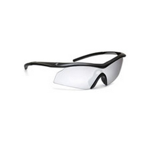 Radians Radians T10 True Junior Clear Lens, Black Frame T10-10C
