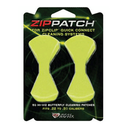 Real Avid Real Avid/Revo Brand Zipwire Patches Large AVZPL-1R