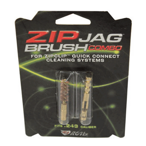 Real Avid Zipwire Brush&Jag 243 Caliber