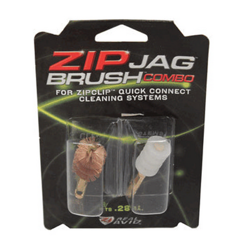Real Avid Real Avid/Revo Brand Zipwire Brush&Jag 28 Gauge AVZW28G-A