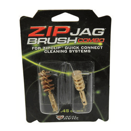 Real Avid Zipwire Brush&Jag 45 Caliber