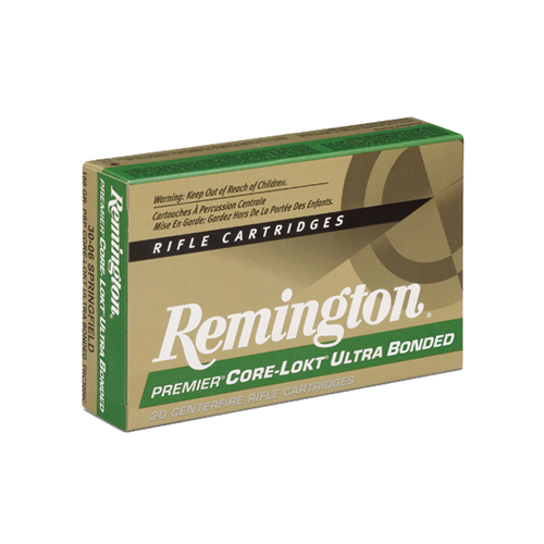 Remington Remington 7mm Mag by 7mm Rem Mag, 140 Grain, Pointed Soft Point, (Per 20) 28978-PRC7MMRA
