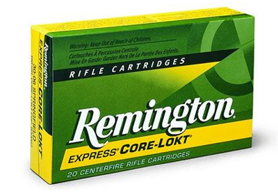 Remington Remington 300 Winchester Magnum by 300 Win Mag, 180 Grain, Pointed Soft Point Core-Lokt, (Per 20) 29497-R300W2