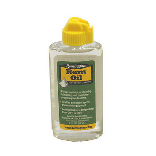 Remington Accessories Remington Oil 2 oz. Bottle