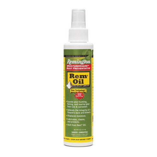 Remington Accessories Remington Accessories Remington Oil MoistureGuard 6oz Pump 18378