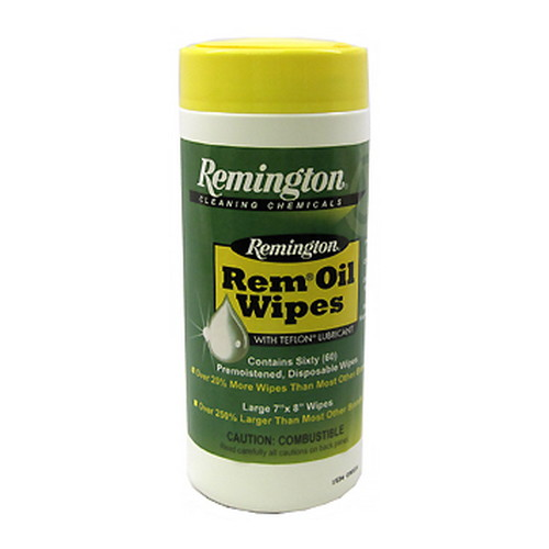 Remington Accessories Remington Accessories Remington Oil Pop up Wipes 7