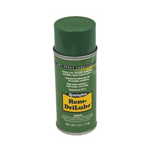 Remington Accessories Remington Accessories Remington DriLube 4 oz. Aerosol 18396