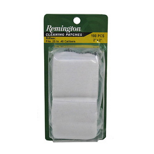 Remington Accessories Remington Accessories Rifle Cleaning Patches 2