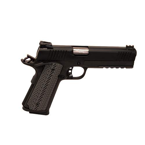Rock Island Armory Rock Island Pistol M1911-A1 FS withPicRail 22TCM/9mm Luger 10rd