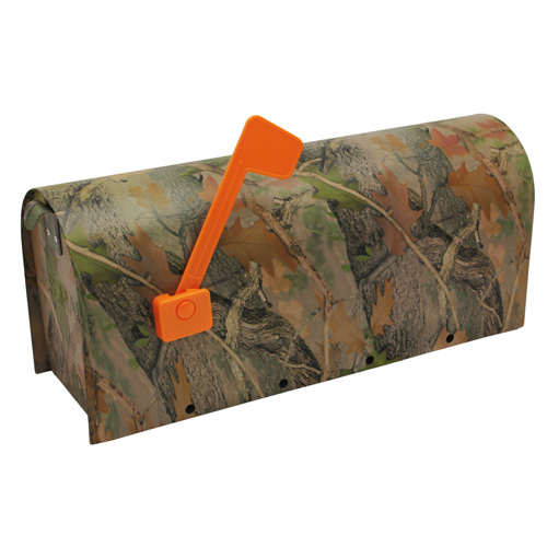 Rivers Edge Products Mailbox Camo Heavy Metal