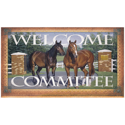 Rivers Edge Products Door Mat, 30