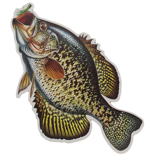 Rivers Edge Products Rivers Edge Products Auto Magnet Crappie 213