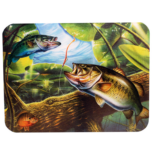 Rivers Edge Products Cutting Board Bass