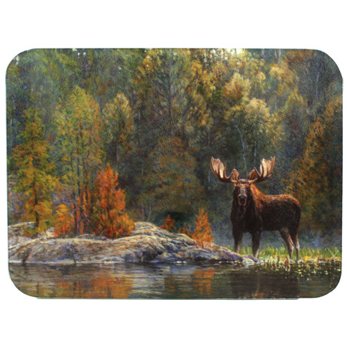 Rivers Edge Products Rivers Edge Products Cutting Board Moose 749