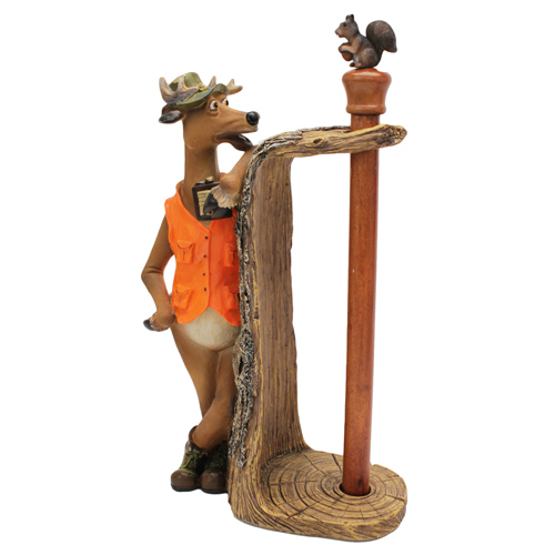 Rivers Edge Products Rivers Edge Products Paper Towel Holder Deer 845