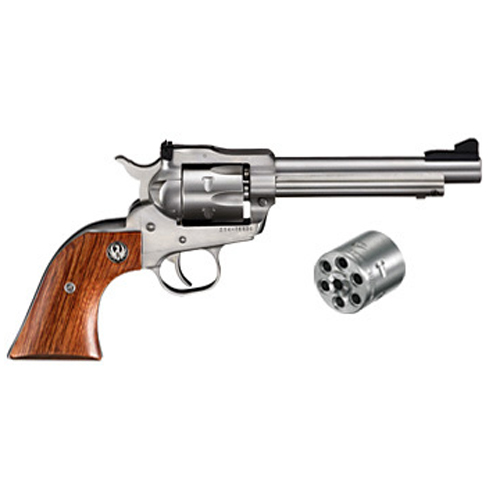 Ruger Revolver Ruger Single-Six KNR-5 22 Long Rifle/Mag 5.5