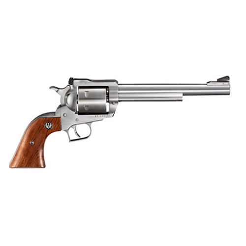 Ruger Revolver Ruger New Super Blackhawk 44 Remington Magnum, 6 Round KS-47N 0804