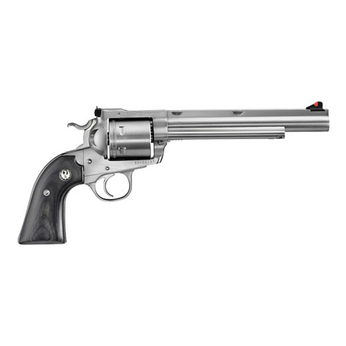 Ruger Revolver Ruger New Super Blackhawk 44 Remington Magnum, 6 Round KS-47NHB 0862