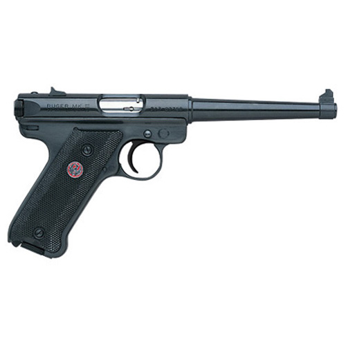 Ruger Pistol Ruger Mark III MKIII6 22 Long Rifle 6