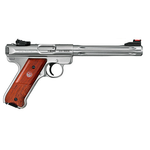 Ruger Pistol Ruger Mark III KMKIII678H 22 Long Rifle 6 7/8