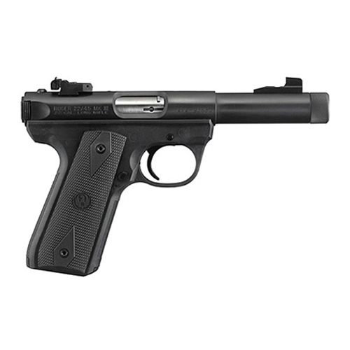 Ruger Pistol Ruger P45GMK3RP 22/45 22 Long Rifle 4.5