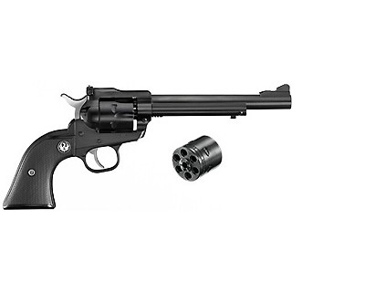 Ruger Revolver Ruger Single-Six NR-6L 22 Long Rifle/Mag 6.5