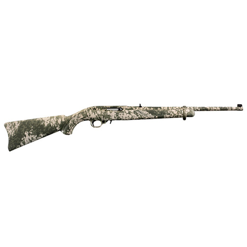 Ruger Rifle Ruger 10/22RPFCAGD, 10/22 Carbine, .22 Long Rifle, 18 1/2