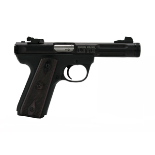 Ruger Pistol Ruger 22/45 P45MK3ALRPFL, 22 Long Rifle Black Anodized 10 Round 3903