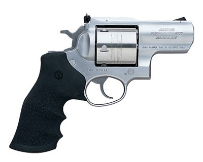 Ruger KSRH-2454 Super Redhawk Alaskan 454 Casull Stainless Steel 6 Round