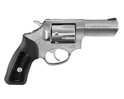 Ruger KSP-321X SP101 357 Magnum Stainless Steel 5 Round 3.07