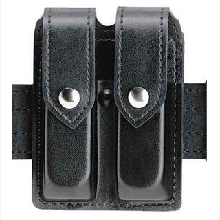 Safariland Safariland Black Double Magazine Pouch 77-83-2