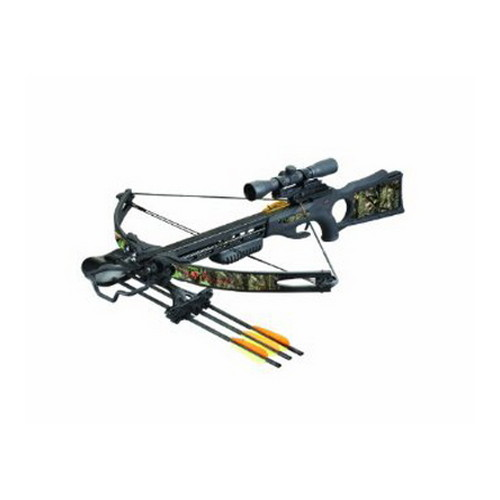 SA Sports Outdoor Gear Crossbow Package Ambush, 150 lb Compound
