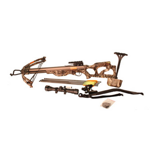 SA Sports Outdoor Gear SA Sports Outdoor Gear Crossbow Package Ripper, 185 lb Compound 545