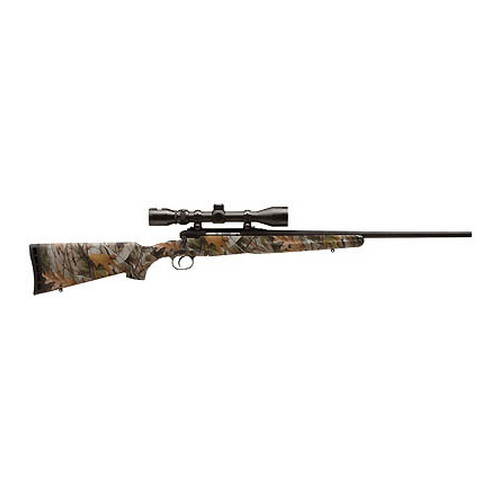 Savage Arms Rifle Savage Arms AXIS XP, Camo, with Scope 243 Winchester 19245