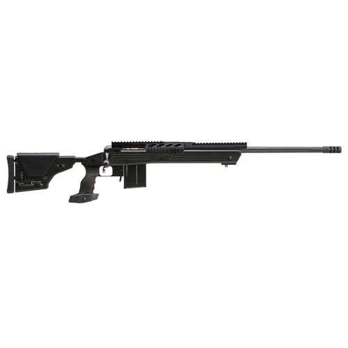 Savage Arms Rifle Savage Arms 10BA 308 Winchester with Rail 24