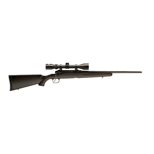Savage Arms Rifle Savage Arms AXIS XP, Black, with Scope Youth, 7mm-08 Remignton 19198