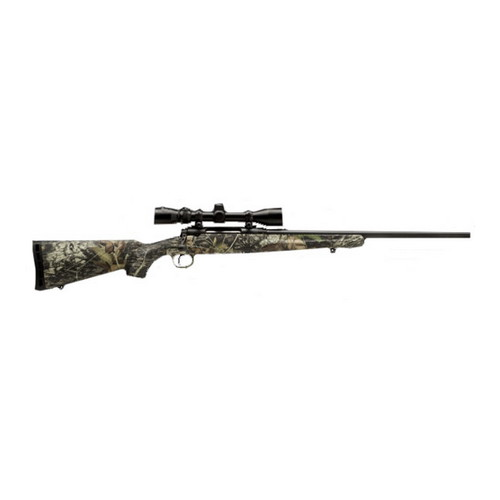 Savage Arms Rifle Savage Arms AXIS XP, Camo, with Scope 223 Remington 19972