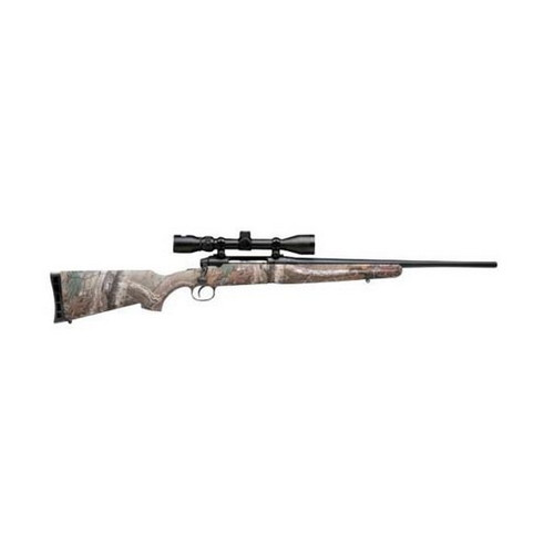 Savage Arms Rifle Savage Arms AXIS XP, Camo, with Scope 243 Winchester 20